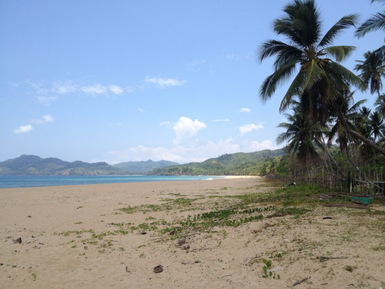 Philippinen Highlights: Duli Beach