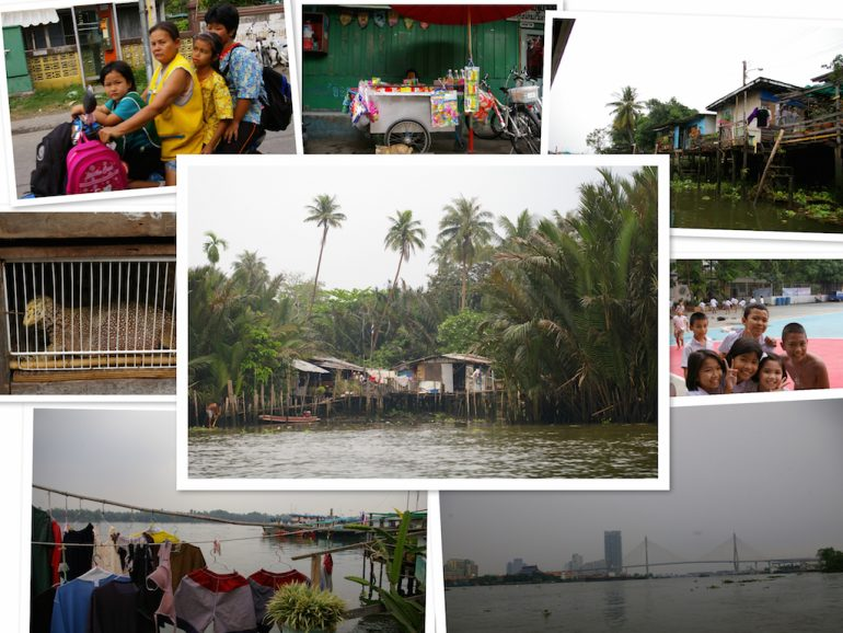 Bangkok Geheimtipps: Schnappschüsse einer Fahrradtour durch Bangkok