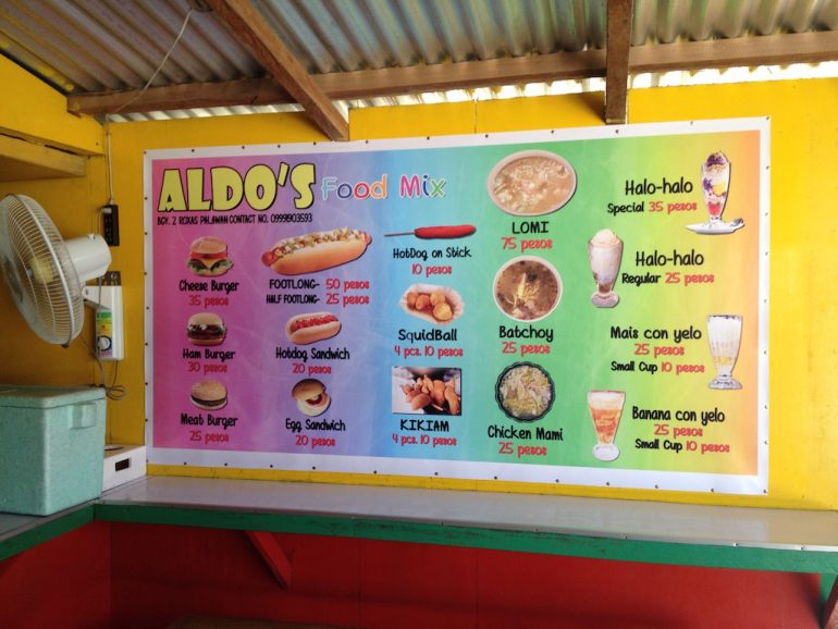 Philippinen Highlights: Filippino Fast Food