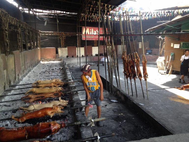 Philippinen Highlights: Lechon