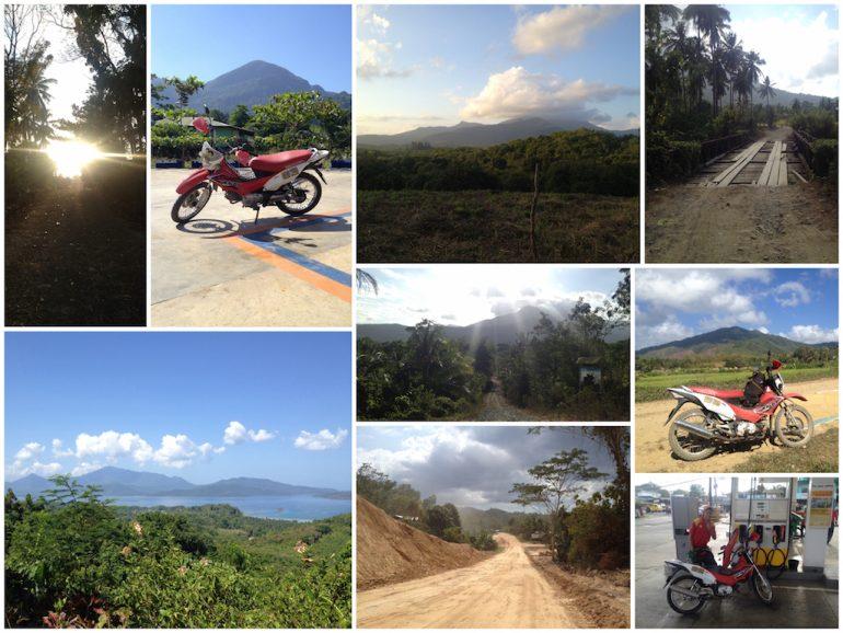 Philippinen Highlights: Mopedfahren auf Palawan