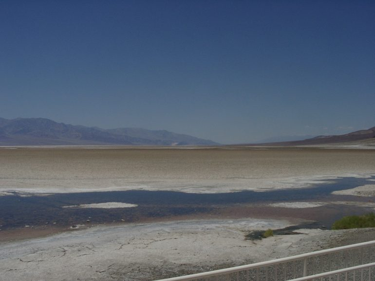 Road Trip Nevada: Bad Water Basin, Death Valley