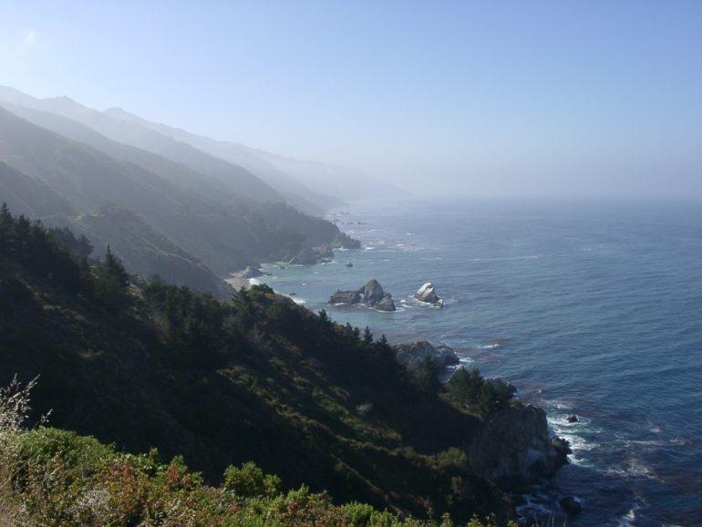 Road Trip Kalifornien: Kalifornische Küste