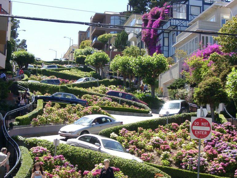 Road Trip Kalifornien: Kurvigste Strasse der Welt