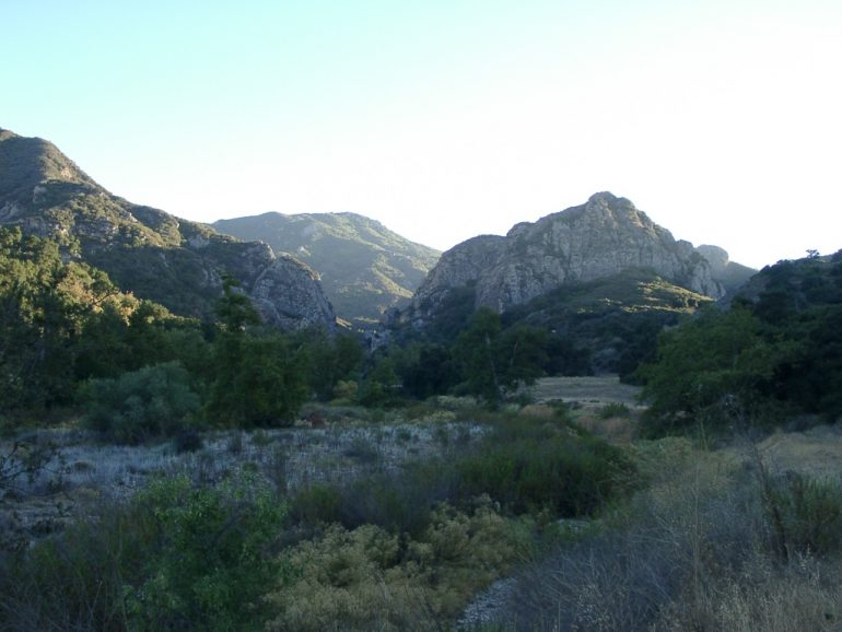 Road Trip Kalifornien: Malibu Creek State Park