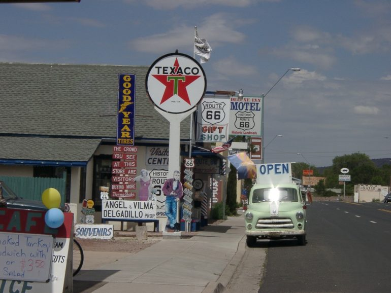 Road Trip Arizona: Route 66, Seligman