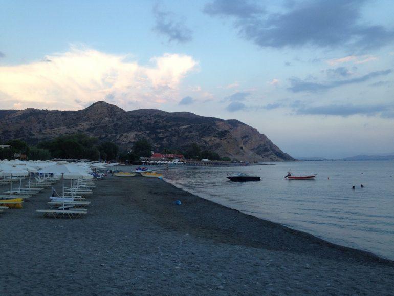 Kreta Highlights: Steinstrand in Agia Galini