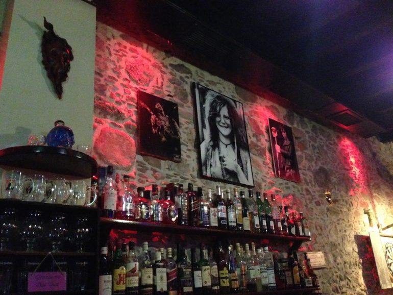 Kreta Highlights: Blue Bar in Agia Galini