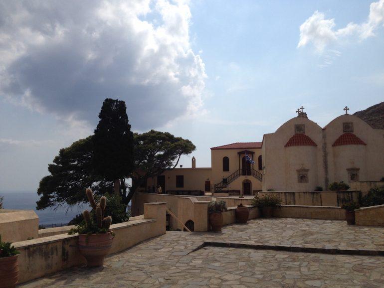 Kreta Sehenswürdigkeiten: Kloster Preveli