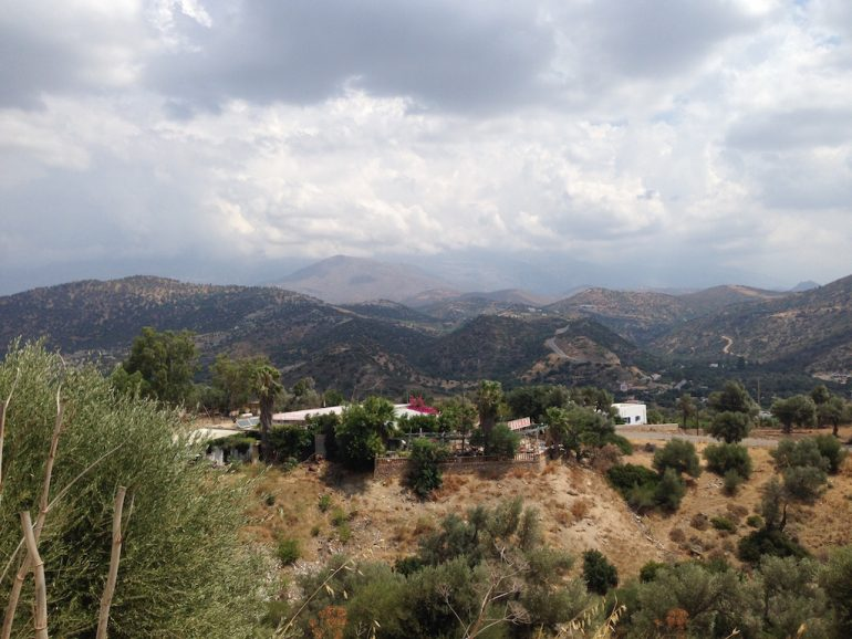 Kreta Highlights: Kretas Berge mit kleinen Dörfern