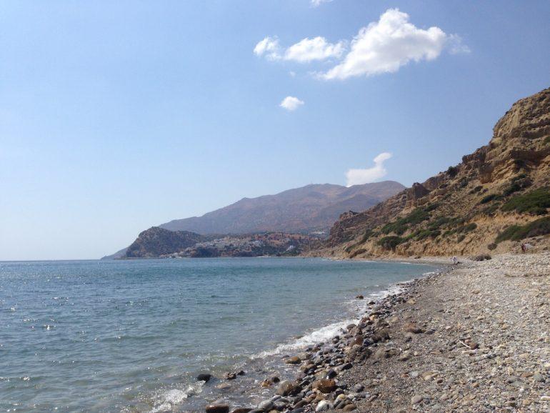 Kreta Highlights: Strand und Berge nahe Agia Galini