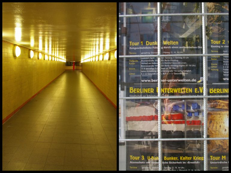 Things to do in Berlin: Underground tour with Berliner Unterwelten