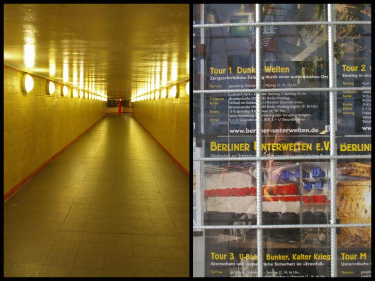 Berlin außergewöhnlich: Startpunkt einer Tour der Berliner Unterwelten