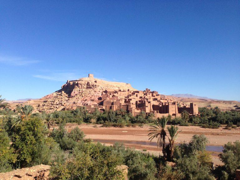 Die Gebäude in Ait Ben Haddou gehören zu den schönsten Marokko Sehenswürdigkeiten