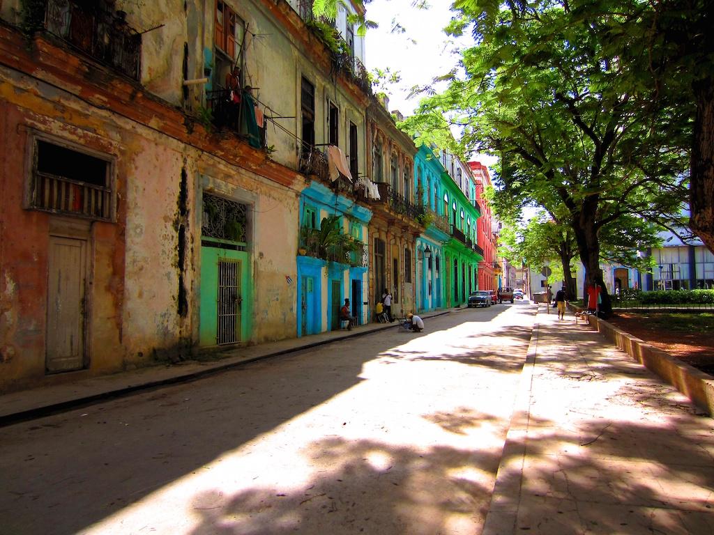 Buntes Havanna