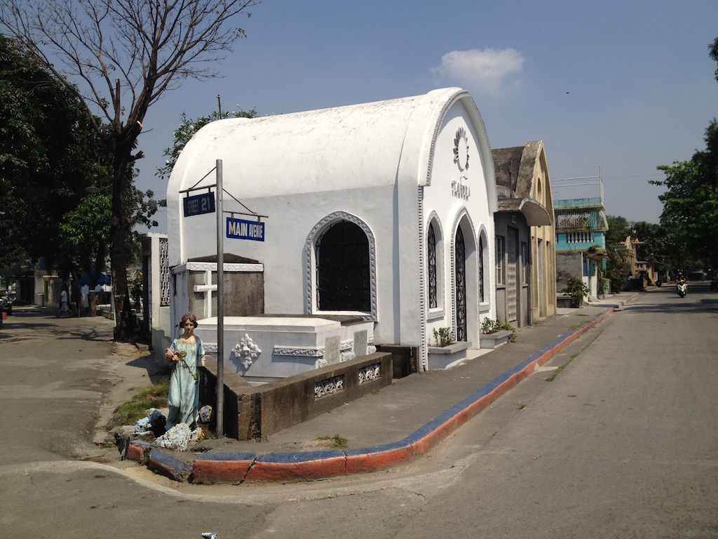 Manila Nordfriedhof 3