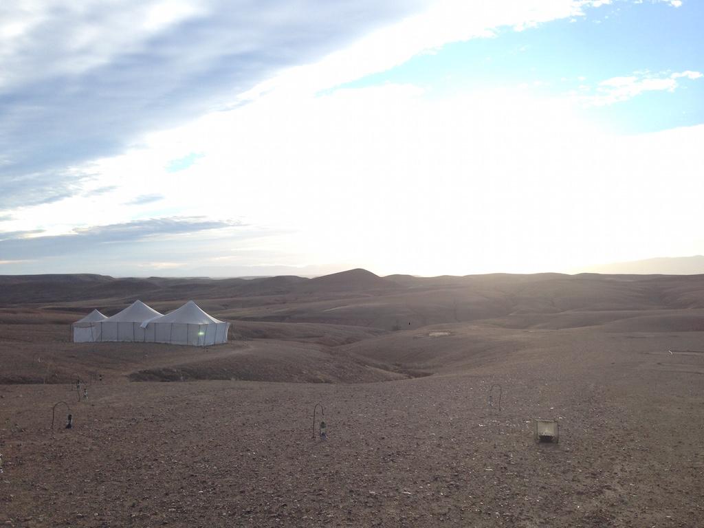 Scarabeo Camp, Agafay Desert 3