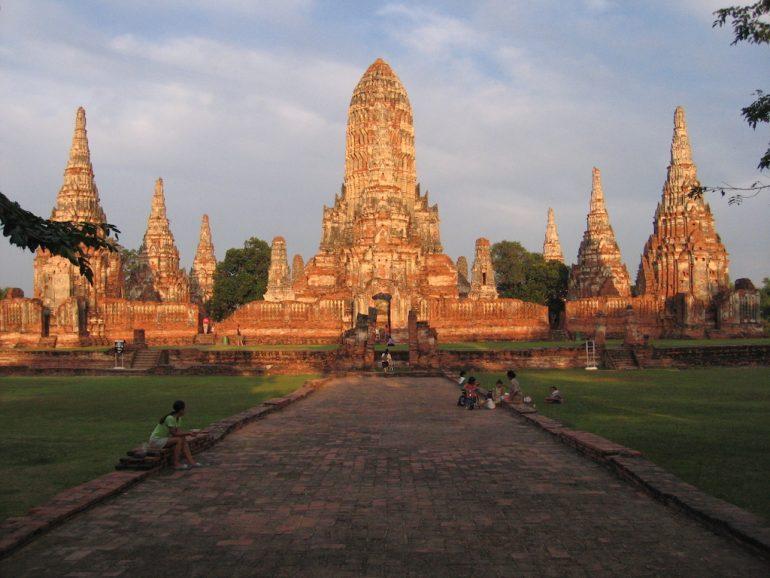 Thailand Highlights: Ayutthaya, die ehemalige Hauptstadt Siams