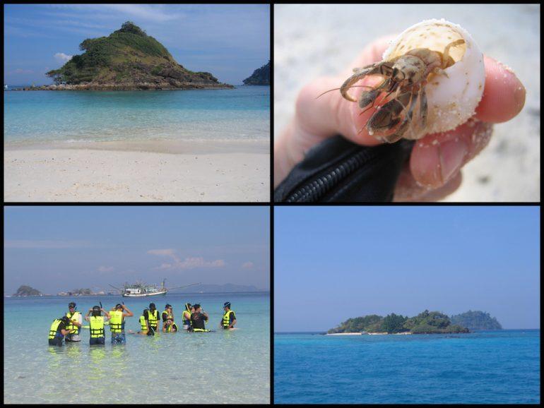 Thailand Highlights: Impressionen einer Schnorcheltour ab Ko Chang