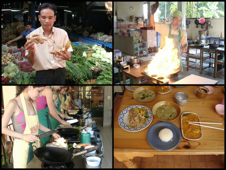 Thailand Highlights: Kochkurs in Chiang Mai
