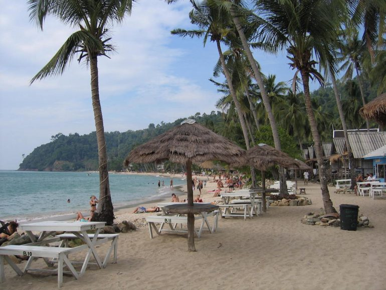 Thailand Highlights: Lonely Beach, Ko Chang