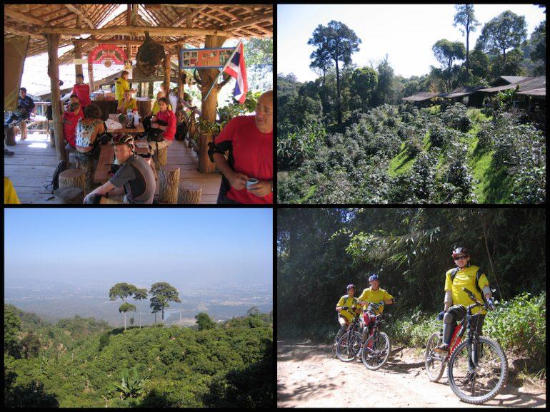 Thailand Highlights: Schnappschüsse einer Tour mit Mountainbiking Chiangmai