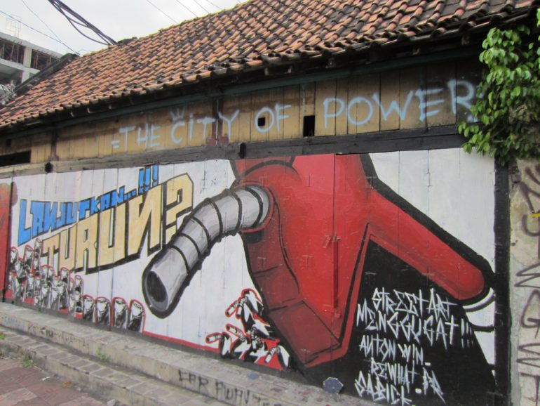 Street Art in Jogja