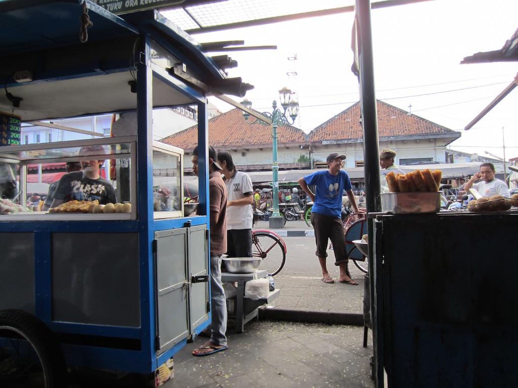Street Food in Jogja