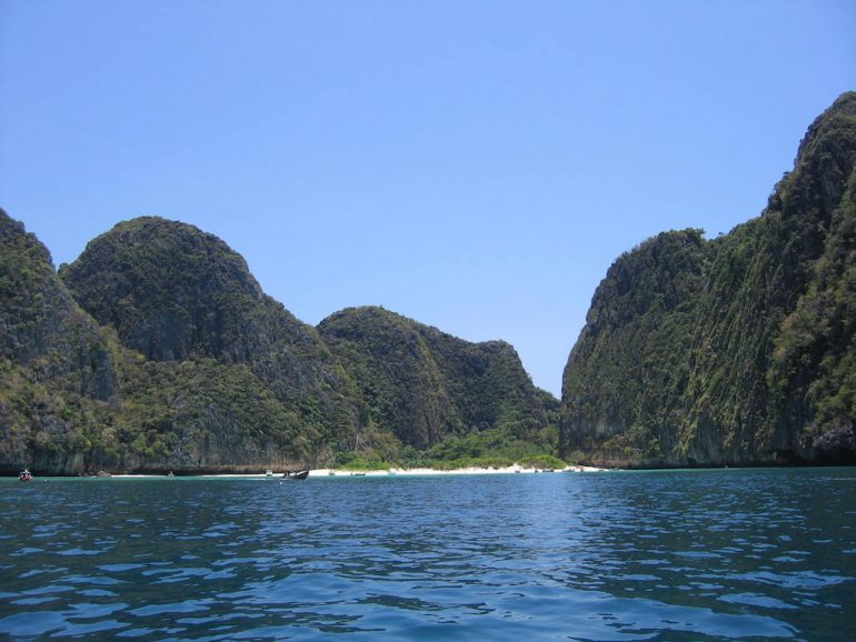 Thailand Highlights: 'The Beach', Ko Phi Phi