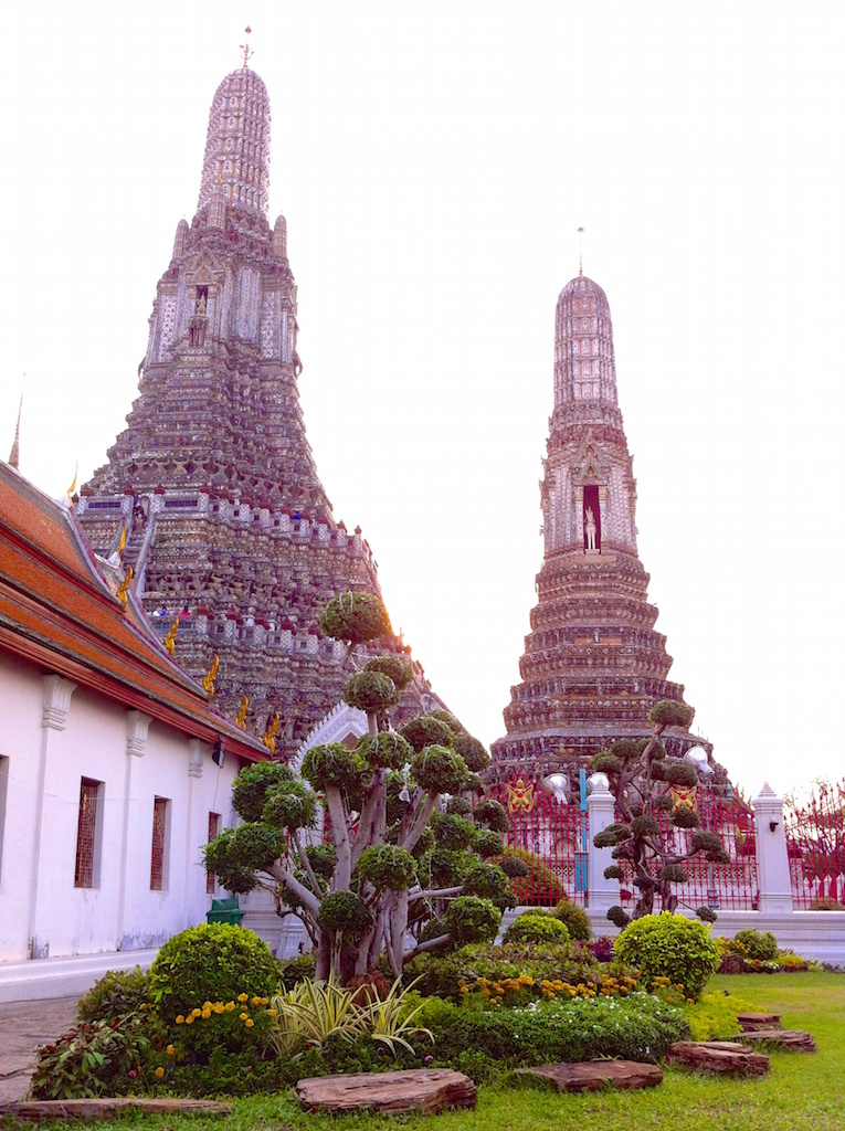 Thailand Highlights: Wat Arun in Bangkok