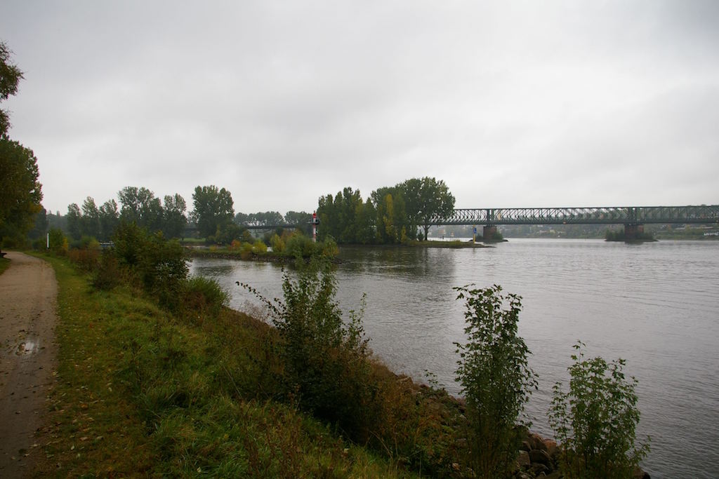 Mainmündung Wiesbaden