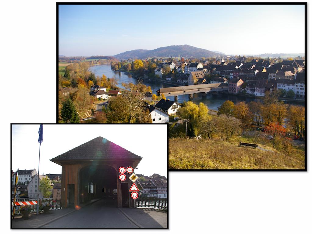 Auf dem Weg: Diessenhofen