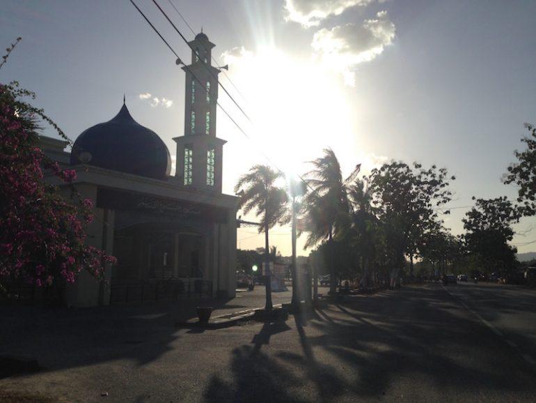 Zu den Langkawi-Sehenswürdigkeiten gehören auch Moscheen