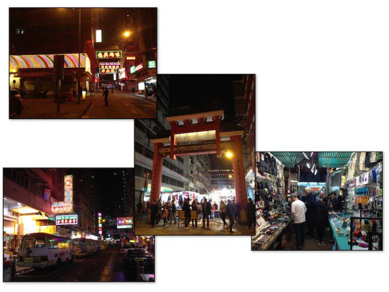 Hong Kong Sehenswürdigkeiten: Temple Street Night Market