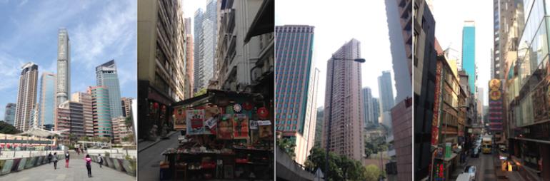 Hong Kong Sehenswürdigkeiten: Stadtansichten