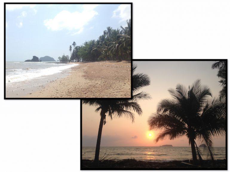 Mietwagen Thailand: Geheimer Strand bei Sawi