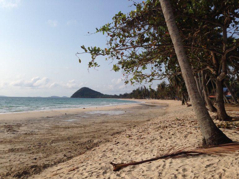Mietwagen Thailand: Thung Wua Laen Beach