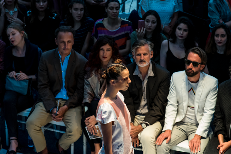 Fashion Week Tunis 2016: Marco Buch beim Defilee
