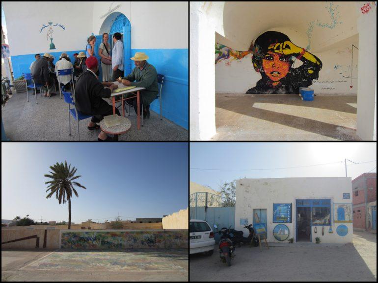 Tunesien: Djerbahood
