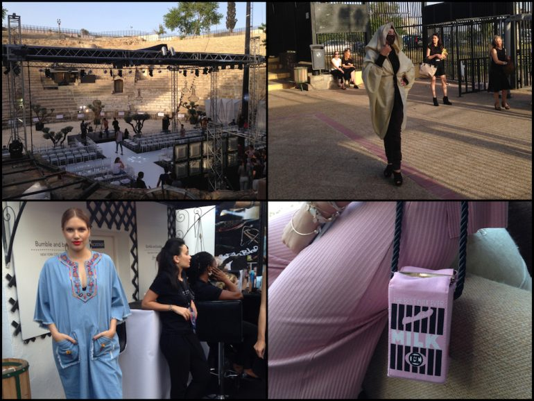 Tunesien: Fashion Week Tunis