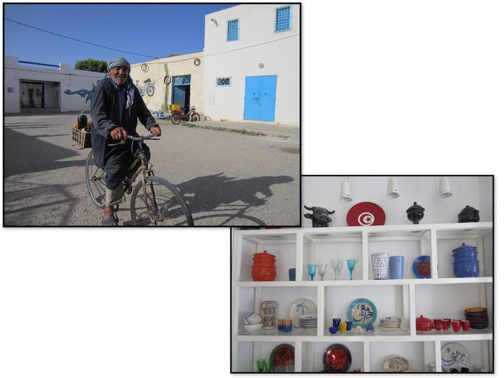 Tradition und Moderne auf Djerba