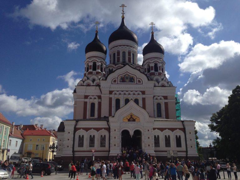 Baltikum: Alexander-Nevsky-Kathedrale