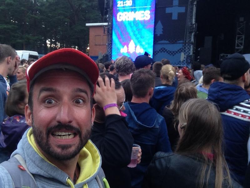 Positivus Festival Lettland