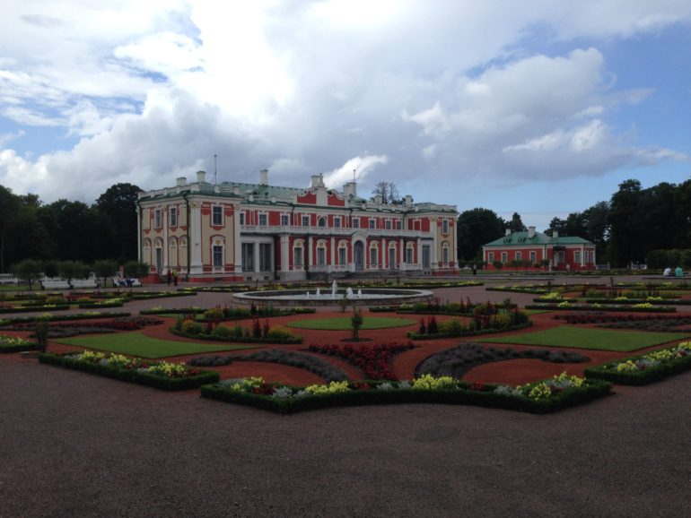 Baltikum: Präsidentenpalast in Tallinn