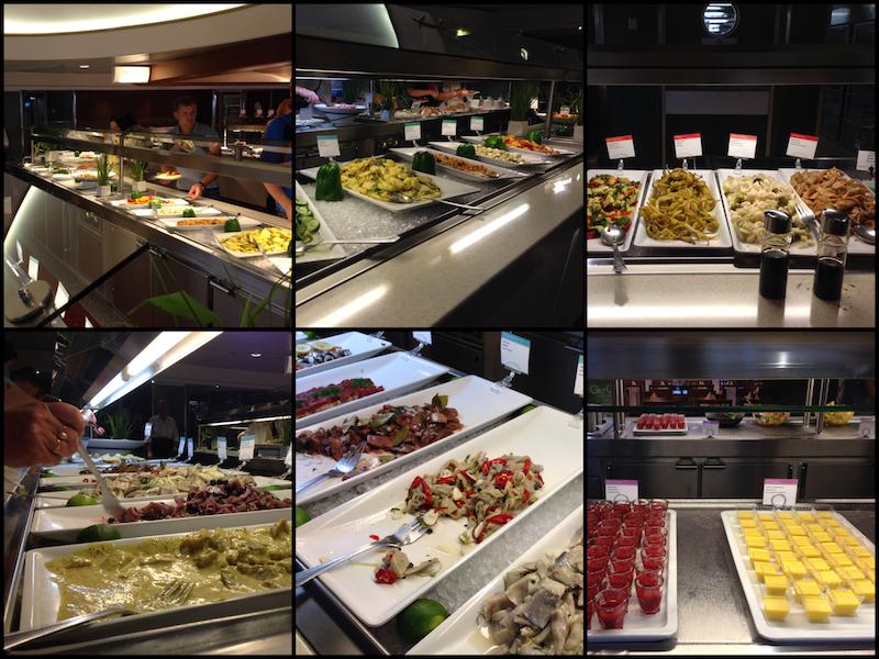 Tallink Silja Dinner Buffet