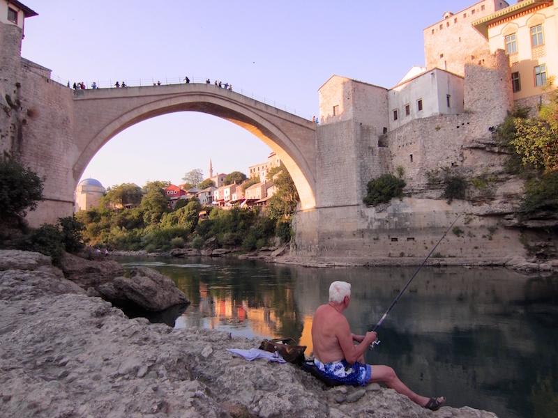 Road Trip Südosteuropa: Stari Most, Mostar