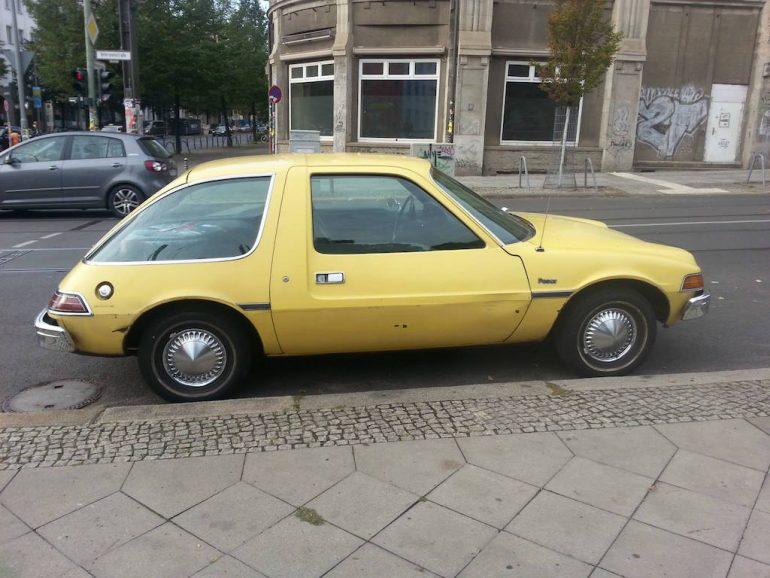 Oldtimer Berlin: AMC Pacer