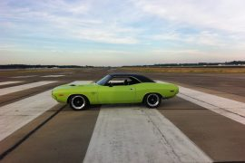 Oldtimer Berlin: Dodge Charger