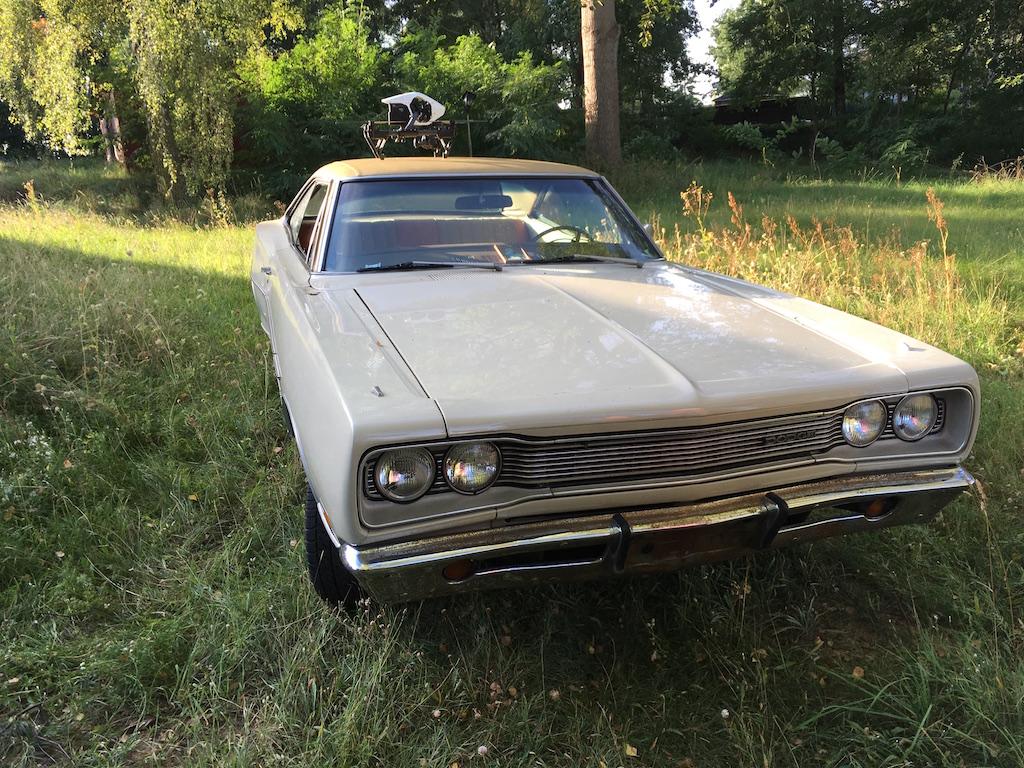 Oldtimer Berlin: Dodge Coronet