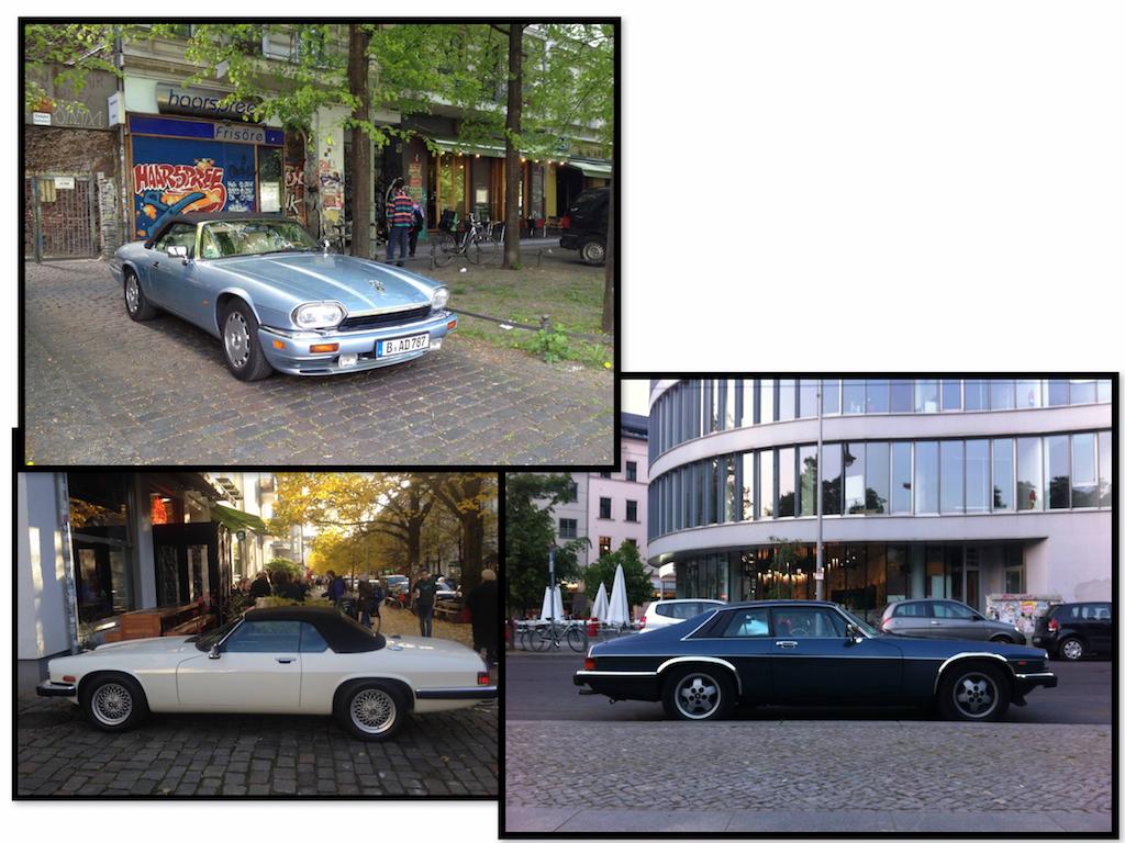 Oldtimer Berlin: Jaguar